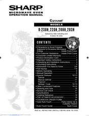 Sharp 203H Operation Manual