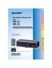 Module an-d350lp lamp for sharp projector pg-d2500x pg-d2710x xr.