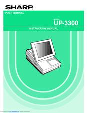 sharp up 3300 instruction manual pdf download