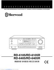 sherwood rd 6405r manuals rh manualslib com