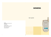 Siemens CL50 User Manual