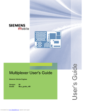 Siemens AC43 User Manual