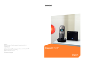 Siemens Gigaset C450 IP Owner's Manual