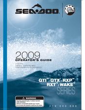 BRP GTX SERIES OPERATOR'S MANUAL Pdf Download
