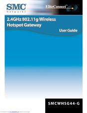 smc networks eliteconnect smcwhsg44 g manuals rh manualslib com