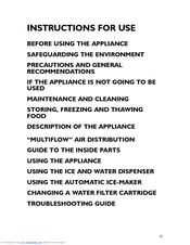 smeg sra20ne2 manuals rh manualslib com smeg refrigerator user manual Kitchen Smeg Fridge
