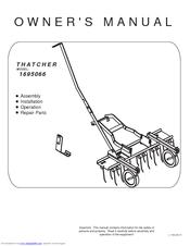 snapper 1695066 manuals rh manualslib com Snapper Thatcherizer Attachment Lawn Mower Thatcher