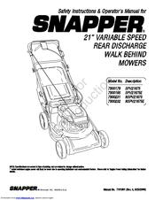 snapper 7800179 manuals rh manualslib com Word Manual Guide User Manual