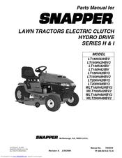 156668_lt160h42hbv_product snapper lt160h42hbv parts manual pdf download