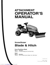 husqvarna ride on mower service manual