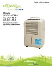 forest air dehumidifier manual pdf