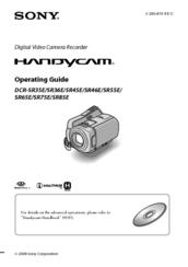 DCR-SR77E Handycam Camcorder DCR-SR75E Battery Pack for Sony DCR-SR72E