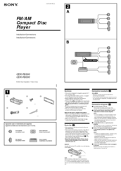 158388_cdxr3300_product sony cdx r3300 fm am compact disc player manuals sony cdx-r3300 wiring diagram at soozxer.org