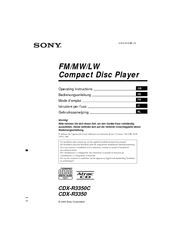 sony xplod cdx sw200 wiring diagram wiring diagrams and schematics mdx ca680 ca680x wiring diagram diagrams schematics ideas sony cdx gt310 radio