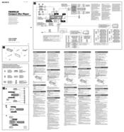sony cdx gt300 manuals rh manualslib com Sony Xplod 52Wx4 Wiring-Diagram sony xplod cdx-gt300 wiring diagram