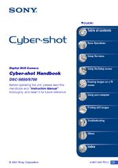 Sony cyber-shot dsc-s700 digital camera full review.