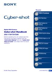 sony cyber shot dsc t70 manuals rh manualslib com sony super steady shot dsc-t70 manual sony cyber shot dsc t70 manual