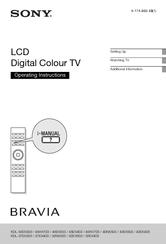 sony bravia kdl 32ex403 manuals rh manualslib com Samsung Remote Control Manual Frigidaire Electrolux Refrigerator Manual