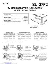 sony wega 50 inch tv manual