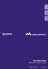sony walkman nwz e436f manuals rh manualslib com sony nwz-e436f manual sony walkman nwz-e436f driver