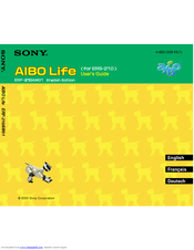 Sony AIBO LIFE ERF-210AW01 User Manual