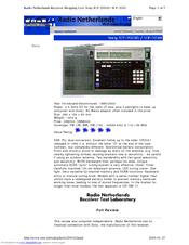 sony icf 2010 manuals rh manualslib com sony icf-2010 service manual sony icf-2010 manual pdf