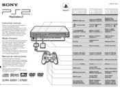 sony playstation 2 scph 30001 97000 manuals rh manualslib com Sony Car Stereo Manuals Sony Manuals PDF