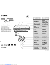 sony playstation 2 scph 50001 97011 manuals rh manualslib com sony playstation 2 instruction manual sony playstation 2 instruction manual
