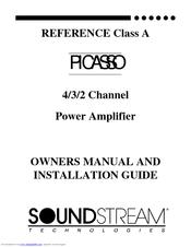 soundstream class a 10 0 manuals rh manualslib com