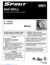 weber q 220 instruction manual