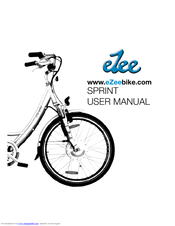Sprint eZee Bike User Manual