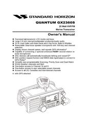 Gx2360s manual
