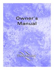 Sweeer Spas BAHIA Manuals on