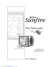 sunfire ts eq12 manuals rh manualslib com sun fire 6800 service manual sun fire x4200 m2 service manual