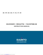 Handleiding suunto yachtsman (pagina 1 van 270) (deutsch, english.