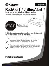 swann redalert bluealert sw242 wdb manuals rh manualslib com