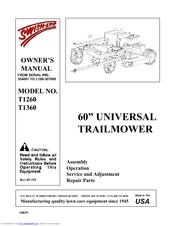 swisher t1260 t1360 t1460 manuals rh manualslib com