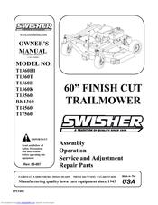 Mb 60 Mower Manual