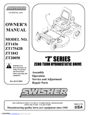 Swisher ZT20050 Manuals on toro wiring diagram, simplicity wiring diagram, swisher trail mower belt replacement, brute wiring diagram, swisher mower parts list, swisher mower belt routing, swisher mower coil, swisher mower battery, ignition system wiring diagram, lawn mower belt routing diagram, swisher trailmower t14560a wiring-diagram, swisher pull behind mower belts, swisher parts diagram, swisher mower manual, swisher mower wheels, swisher mower parts catalog, swisher mower accessories, swisher ride king mower parts, zero turn mower diagram, swisher 60 trail mower,