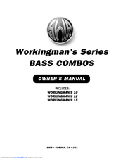SWR WORKINGMAN'S 10 Owner's Manual
