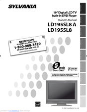 Sylvania srtd420 owner's manual pdf download.