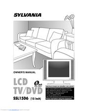 Sylvania SSL15D6 Owner's Manual