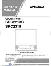 sylvania src2319 manuals rh manualslib com