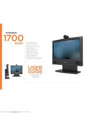 tandberg 1700 mxp user manual pdf download rh manualslib com TANDBERG 3000 Tandberg 1000