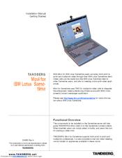 tandberg movi manuals rh manualslib com Tandberg 2025 Tandberg Reel to Reel