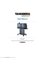 tandberg 880 mxp manuals rh manualslib com Tandberg 770 MXP Tandberg 990 MXP