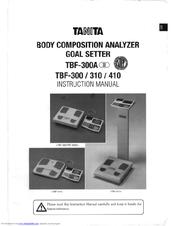 tanita tbf 300 manuals rh manualslib com
