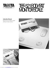 tanita tbf 521 manuals rh manualslib com