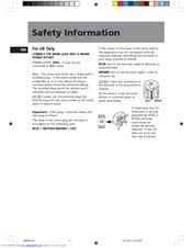 thomson disc player tm9235 en manuals rh manualslib com Insignia TV DVD Manuals Instruction Manuals for DVD Players