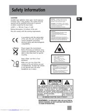 thomson tm9233 manuals rh manualslib com Philips DVD Recorder Manual Panasonic DVD Manuals